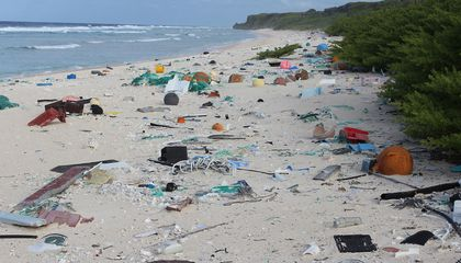 This Remote Island Is Covered with 37 Million Pieces of Your Trash