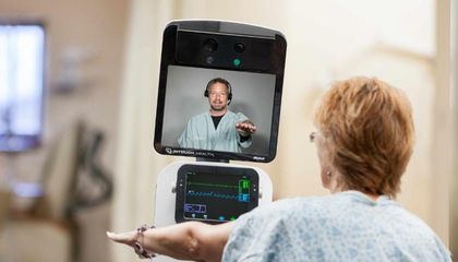 Doctors Can Use Robotic Telemedicine to Assess Coma Patients
