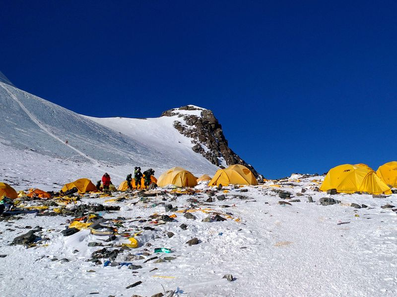 To Clean Up Everest, Nepal Is Banning Single-Use Plastics on
