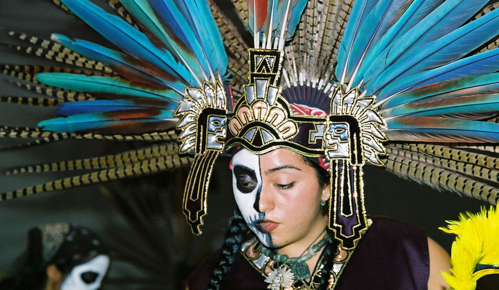 In Mexico, El Día de Los Muertos, or the Day of the Dead, traces its origins to both Spanish and indigenous influences.