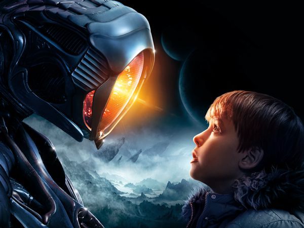 Lost In Space Exclusive Screening and Discussion: The Future of Space Travel image