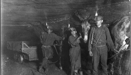 The Coal Mining Massacre America Forgot