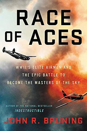 Preview thumbnail for 'Race of Aces: WWII's Elite Airmen and the Epic Battle to Become the Master of the Sky