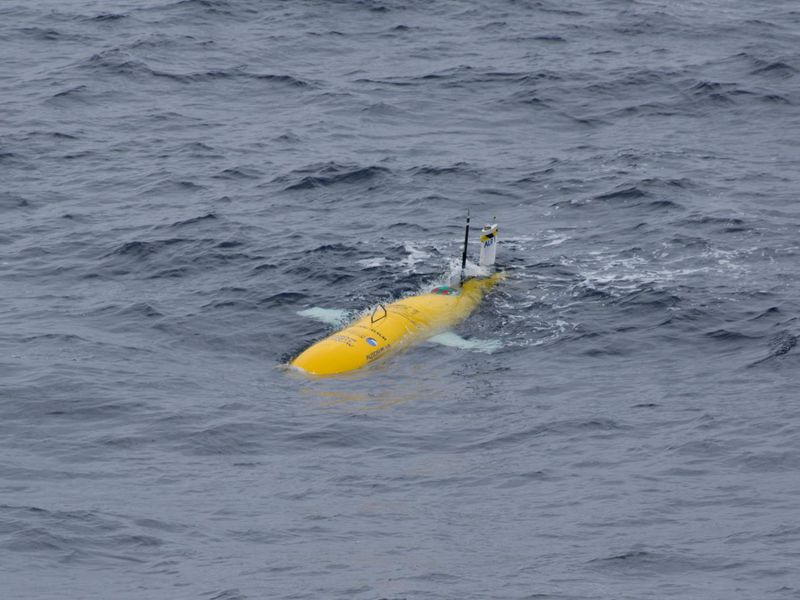 Results of Boaty McBoatface's First Research Mission Published