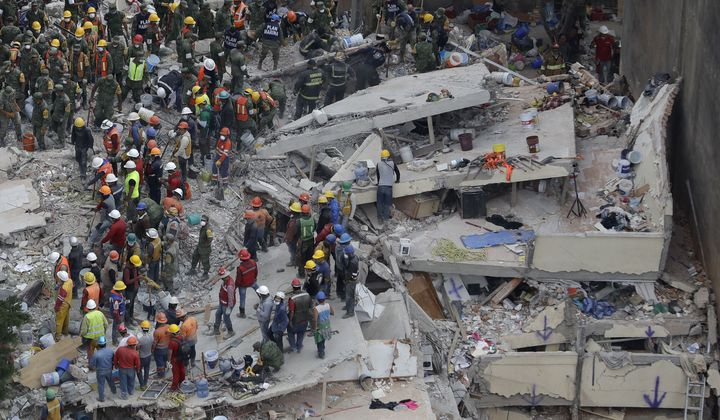 Mexico City's Geology Makes Earthquakes Even Worse