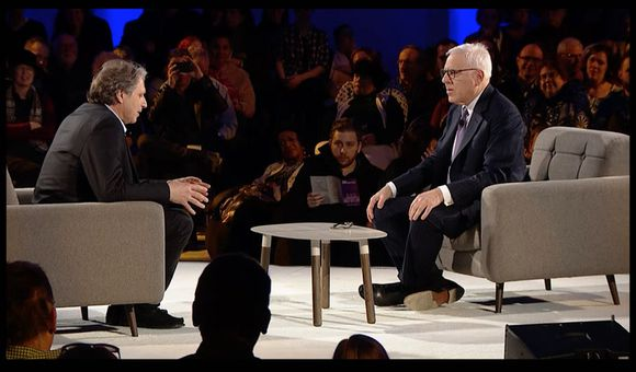 Preview thumbnail for video'The Long Conversation 2018: David Rubenstein Interviews Scott Bolton