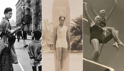 Which of These Summertime Athletes Should Be Displayed on the Walls of the National Portrait Gallery?