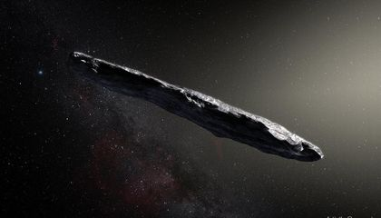 An Interstellar Meteor May Have Collided With Earth in 2014