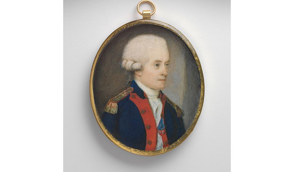 Painting and gifting a miniature portrait was a seen as a romantic gesture in the United States. Not so, in a mix-up John Paul Jones encountered in France.