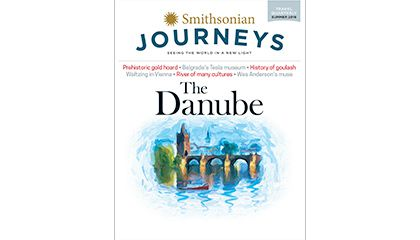 Buy the Smithsonian Journeys Travel Quarterly Danube Issue