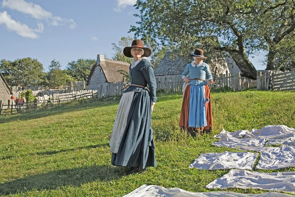 This Thanksgiving, Step Back in Time and into 17th-Century ...