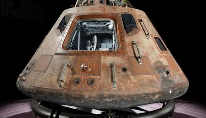 Apollo 11 Moonship To Go On Tour