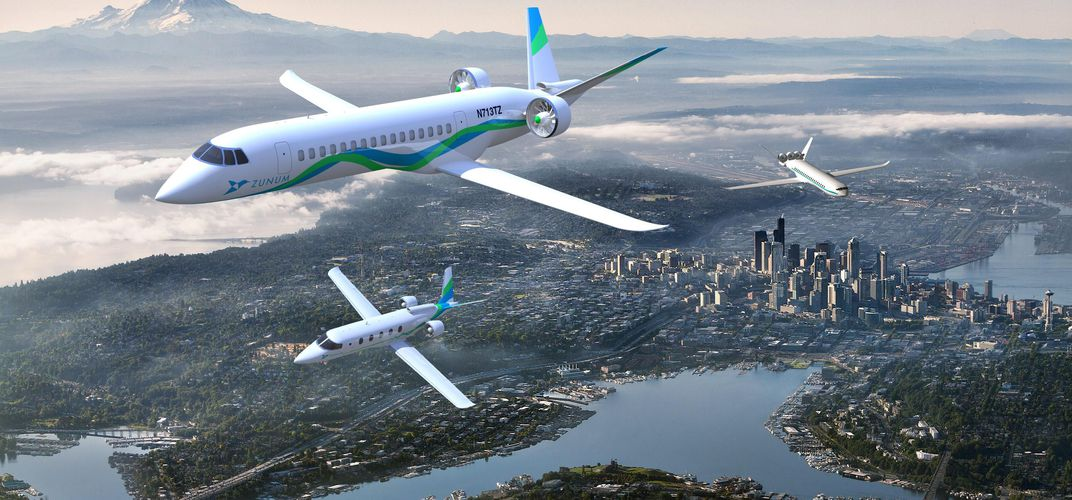 Caption: Is Green Aviation Really Coming?