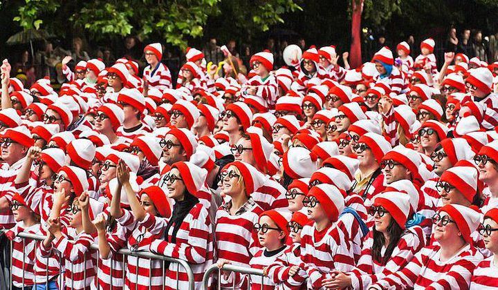 The Science Behind Our Search for Waldo