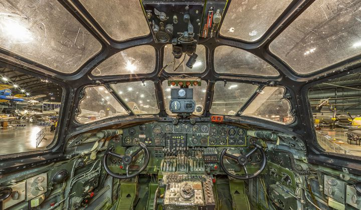 Cockpit Tours of WW2 Aircraft | airspacemag com | Air & Space Magazine