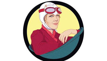 How Did Amelia Earhart Raise the Money for Her Flights?