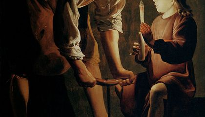 From Darkness Into Light: Rediscovering Georges De La Tour