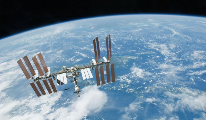 """""""Space Archaeologists"""" To Examine the ISS"""