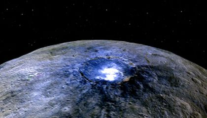 Closer to Explaining Ceres' Spot blog image