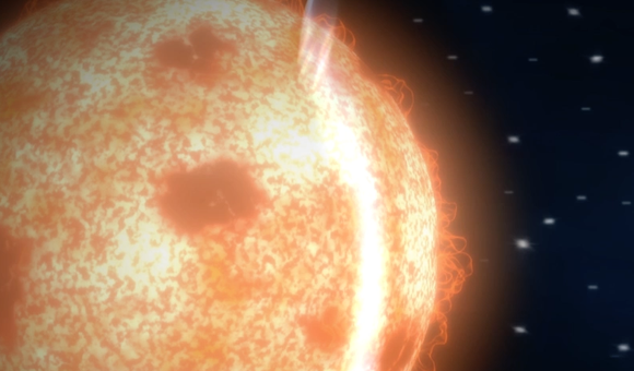 Preview thumbnail for video'Ask Smithsonian: What Would Happen if a Solar Flare Hit the Earth?
