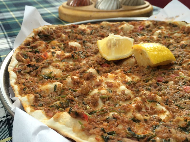 How to make 39 armenian pizza 39 recipe travel smithsonian for Armenian cuisine history