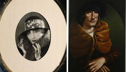 The Portraiture of Marcel Duchamp