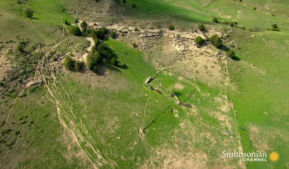 Preview thumbnail for video'What the Oregon Trail Looks Like Today From Above