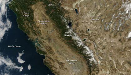 California's Snowpack is 68 Percent Below Normal, Threatening Another Dry Summer