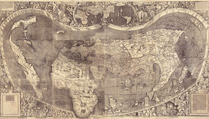 Discover One of History's Most Ambitious Maps
