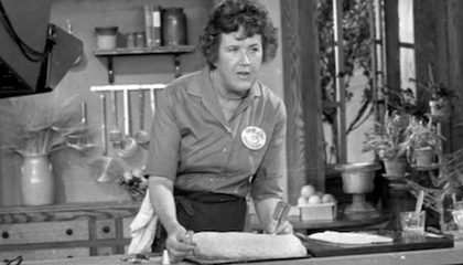 Julia Child's Italian Tour: Angering Chefs and Riding on Motorcycles