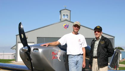 My Eye-Opening Flight With an Air Racing Legend