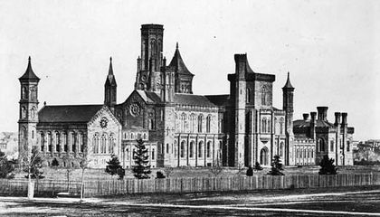 The List: What You Didn't Know About the Smithsonian in the Civil War