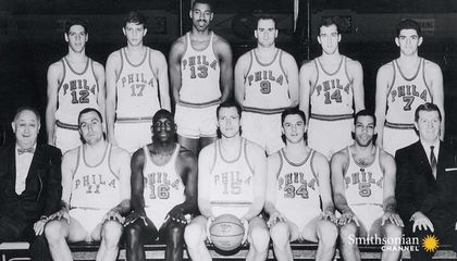 What Really Happened to Wilt Chamberlain's 100-Point Ball?