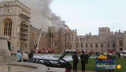 EXPIRED DO NOT PUBLISH - How a Fire Opened Buckingham Palace Up to the Public