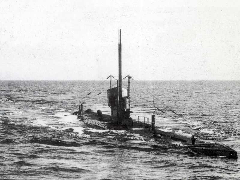 The Hunt for the Notorious U-Boat UB-29 | History | Smithsonian