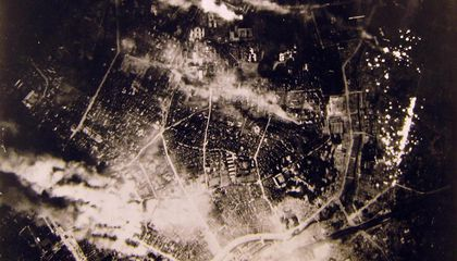 The Deadliest Air Raid in History