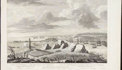 When Nova Scotia Almost Joined the American Revolution