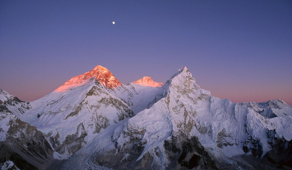 The highest border crossing in the world is at the top of Mount Everest, a crossing divided between China and Nepal.