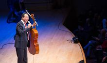 Smithsonian at Chautauqua: Featuring the Silkroad Ensemble with Yo-Yo Ma description