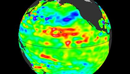 Another El Niño Could Be On Its Way