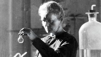 Madame Curie's Passion   History   Smithsonian Magazine