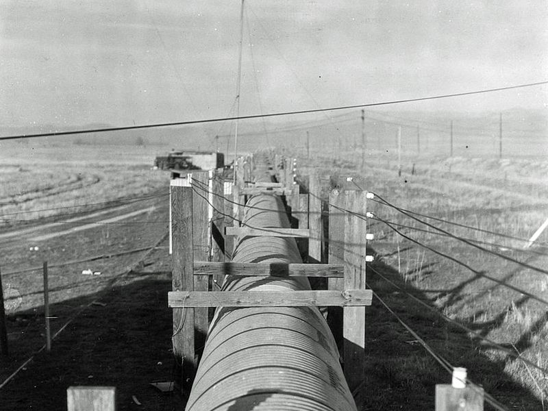 Albert Michelson pipeline