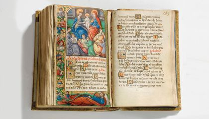 A Prayer Book Owned by Mary, Queen of Scots, Is Up for Sale