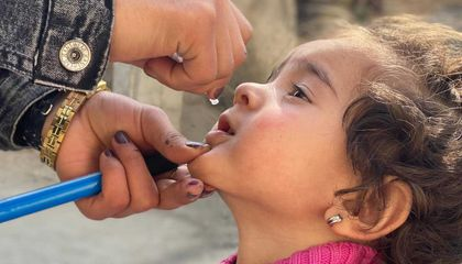 How Covid-19 Drove New Polio Cases in Afghanistan