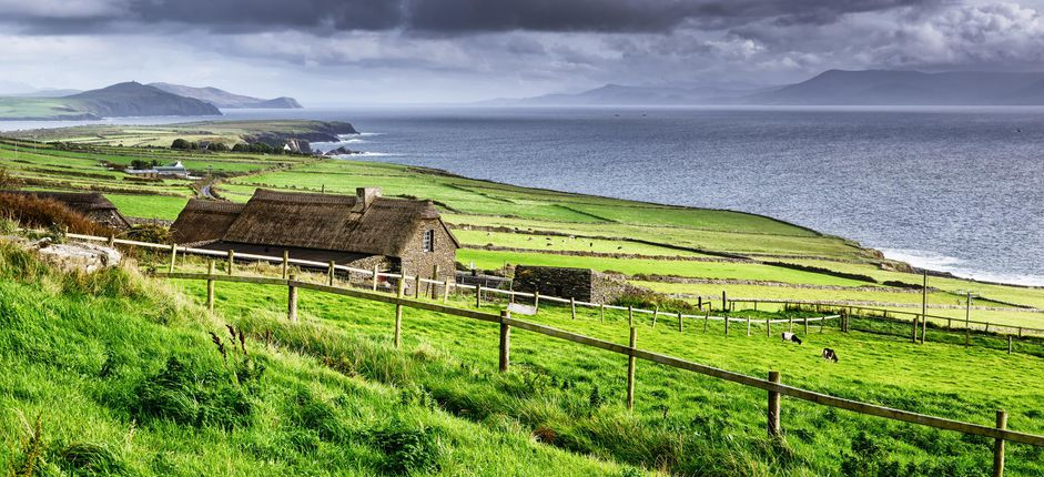 Hiking the Emerald Isle Blend vigorous tramps with insightful cultural visits along Ireland's west coast