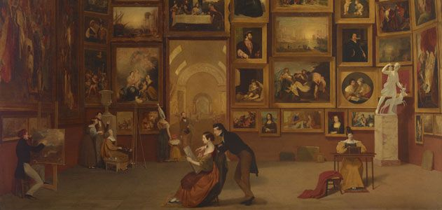 Samuel Morse's Other Masterpiece | Arts & Culture ...