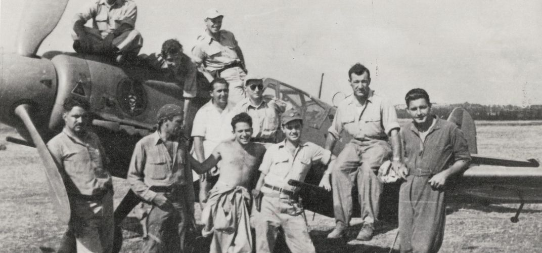 Caption: The Czech S-199 Helped Israel Win Its Independence