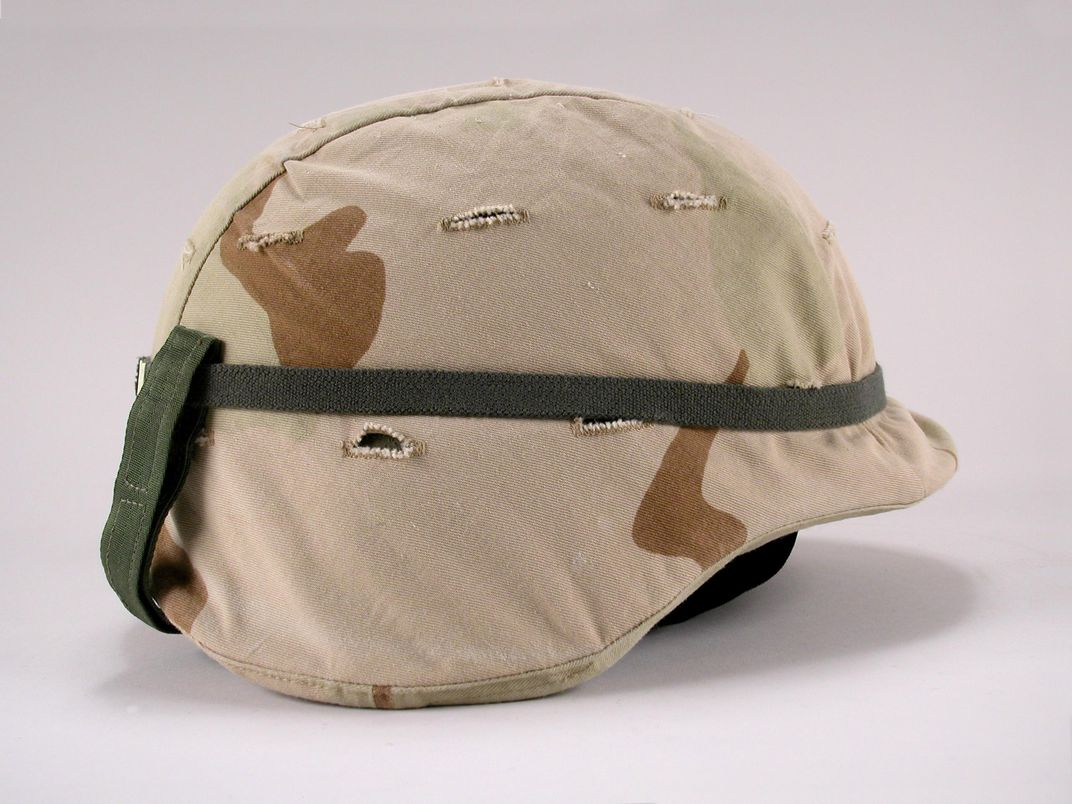 How the Military Helmet Evolved From a Hazard to a Bullet Shield