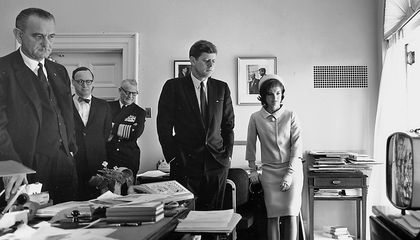 A Year Before His Presidential Debate, JFK Foresaw How TV Would Change Politics