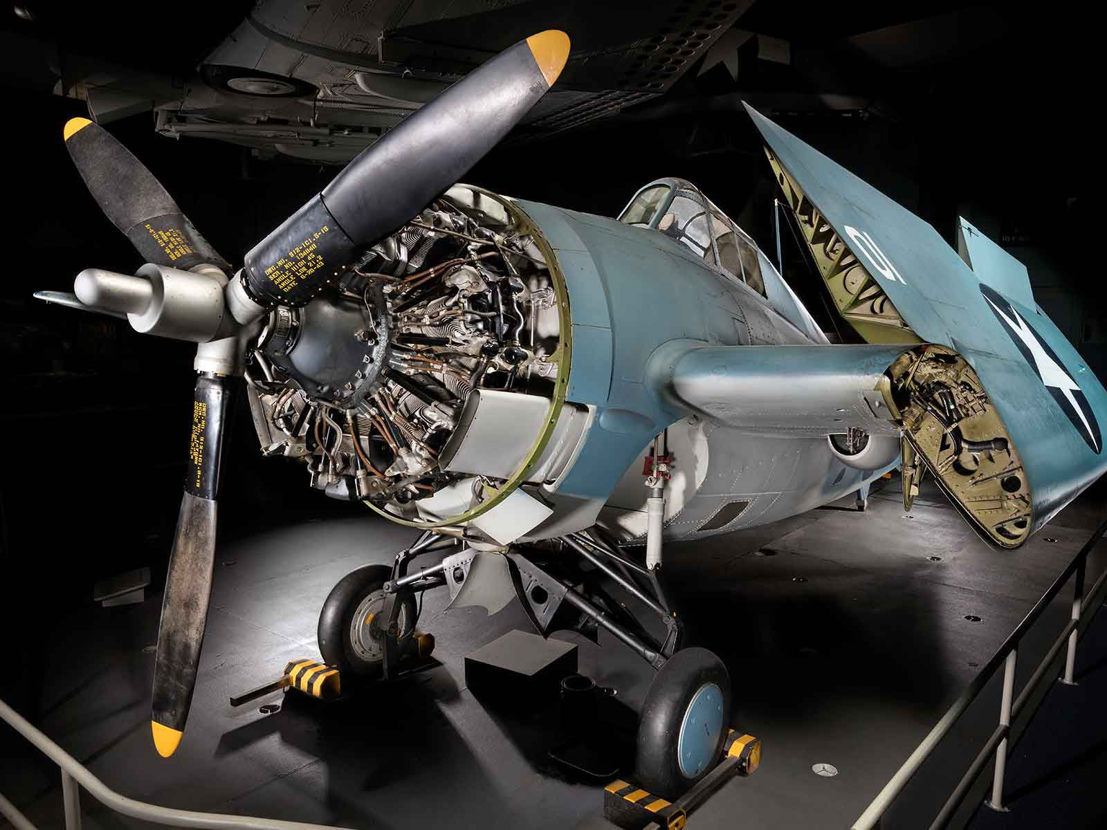 How the Rugged F4F Wildcat Held the Line During World War II